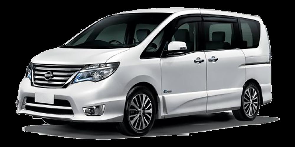 GoCar Malaysia Nissan Serena S-Hybrid