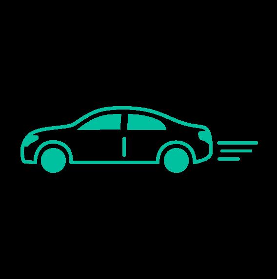 icon drive car