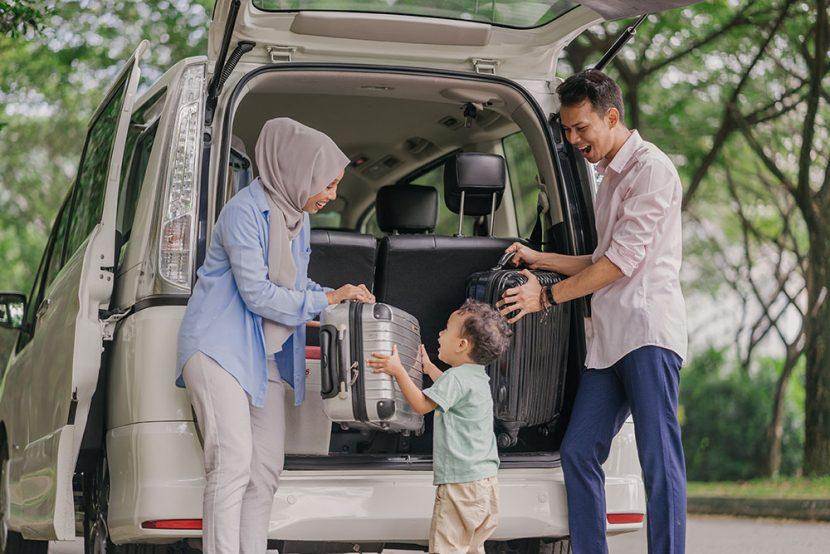 gocar family car serena hybrid 7-seater