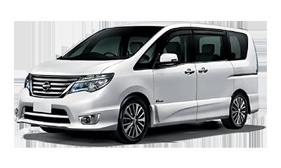 gocar car type nissan serena s-hybrid