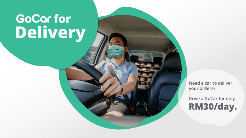 GoCar for Delivery