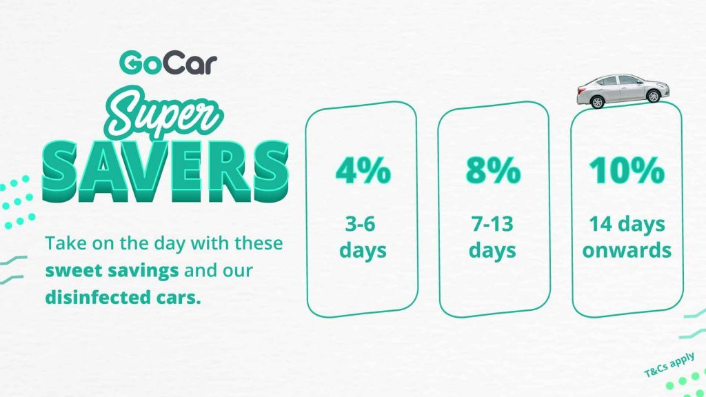 GoCar Super Savers