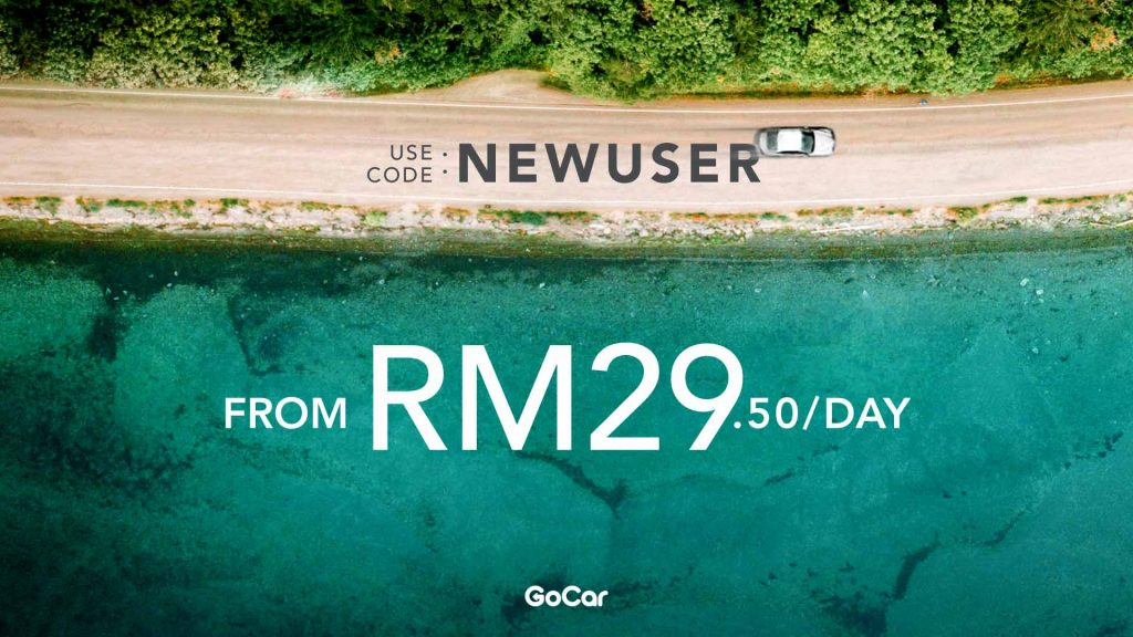 GoCar New User August Sale