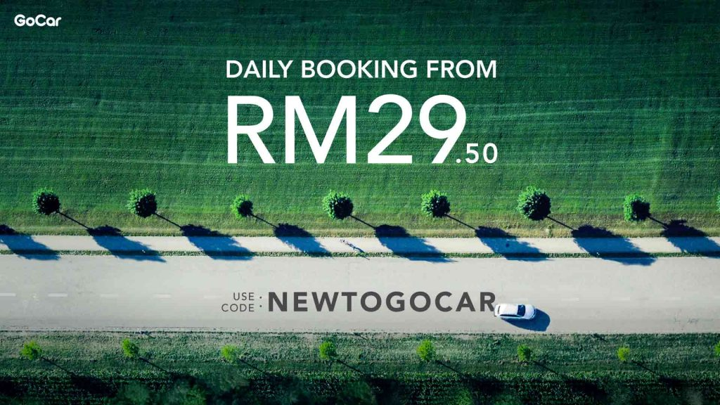 GoCar Newtogocar Promo 2020