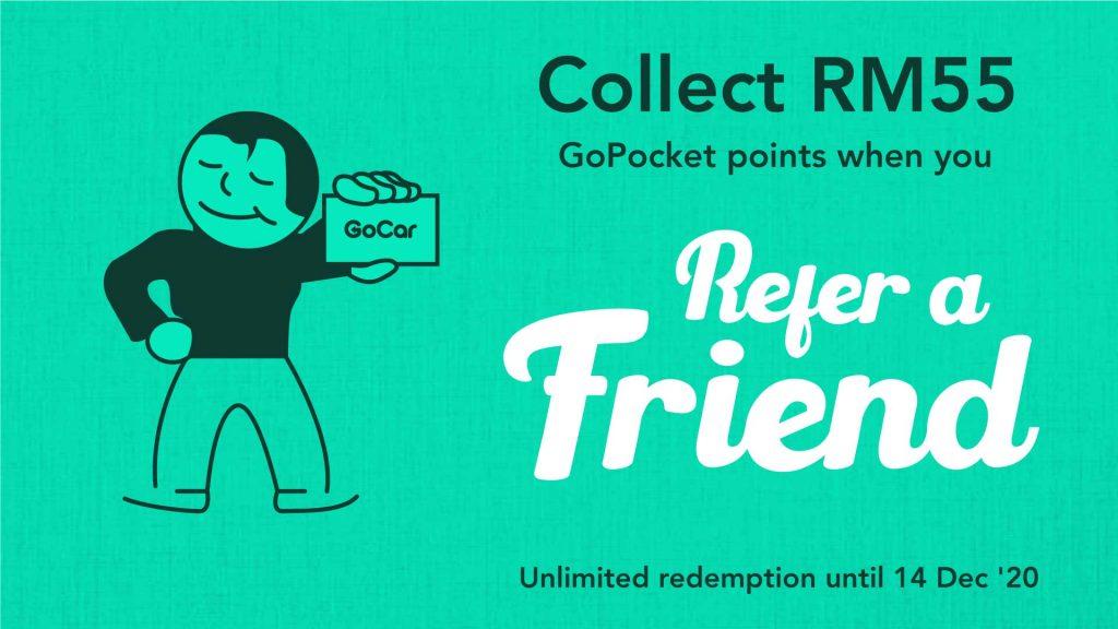 GoCar Refer a Friend