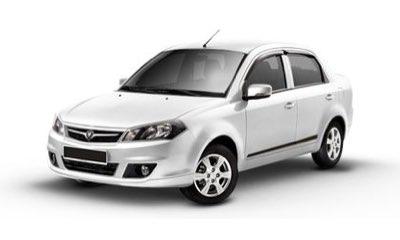 gocar car type proton saga